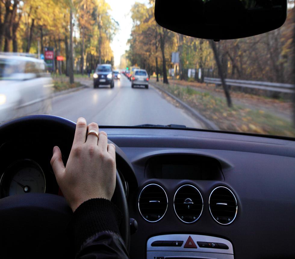 El permiso de conducir