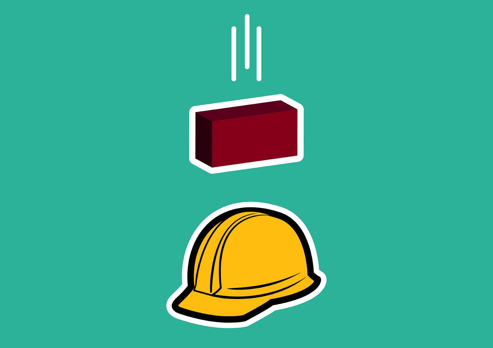 Cómo actuar en caso de accidente de trabajo. Primeras medidas