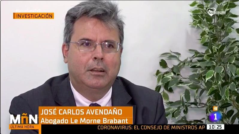 Colaboración en La Mañana de TVE1