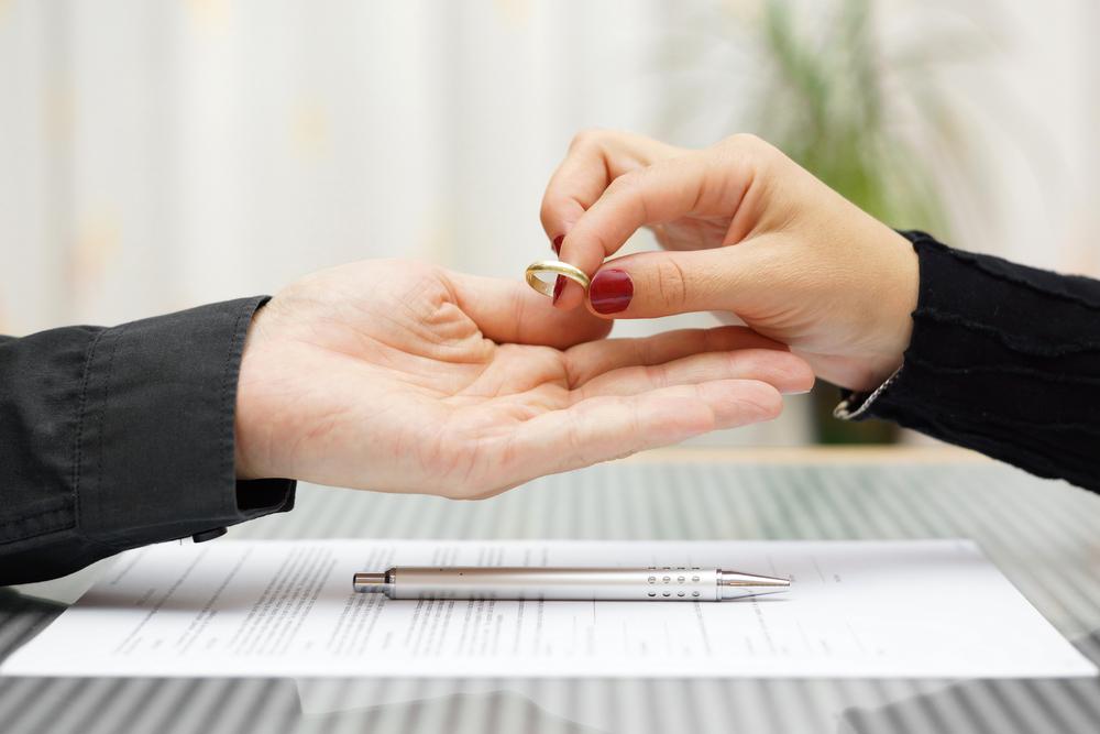 Sentencia de divorcio obsoleta