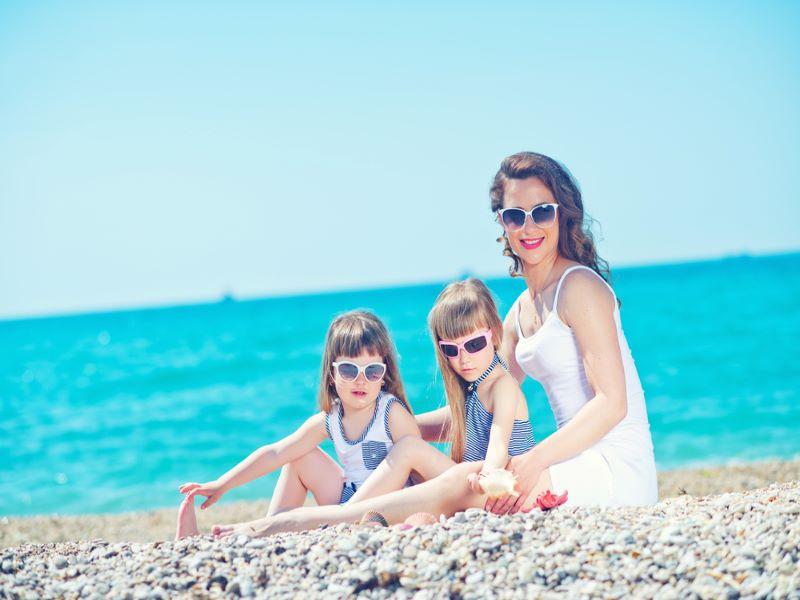 Reparto de las vacaciones de los hijos tras el divorcio